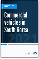 Commercial vehicles in South Korea
