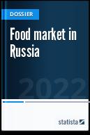 Food market in Russia