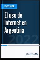El uso de internet en Argentina