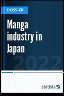 Manga industry in Japan
