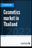 Cosmetics market in Thailand