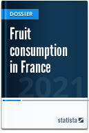 Fruit consumption in France