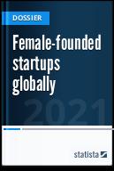 Female-founded startups worldwide
