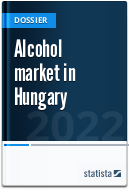 Alcohol market in Hungary