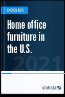 Home office furniture in the U.S.
