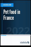 Pet food in France