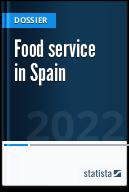 Food service in Spain