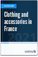 Clothing and accessories in France