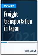 Freight transportation in Japan