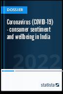 Coronavirus (COVID-19) - consumer sentiment and wellbeing in India