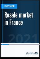 Resale market in France