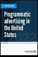 Programmatic advertising in the U.S.