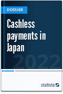 Cashless payments in Japan