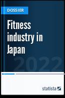 Fitness industry in Japan