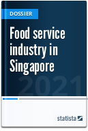 Food service industry in Singapore