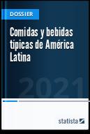 Comidas y bebidas típicas de América Latina