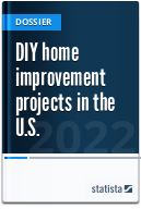 Home improvement projects in the U.S.