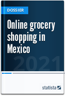 Online grocery shopping in Mexico