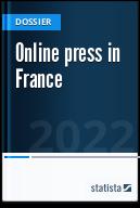 Online press in France