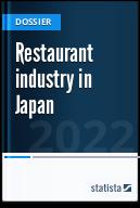 Restaurant industry in Japan