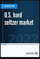 Hard seltzer market in the U.S.