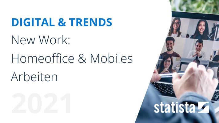 New Work: Homeoffice & Mobiles Arbeiten