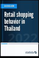 Retail shopping behavior in Thailand