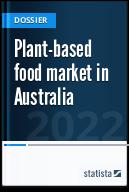 Plant-based food market in Australia