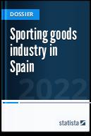 Sporting goods industry in Spain