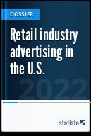 Retail industry advertising in the U.S.