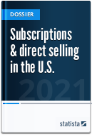 Subscriptions & direct selling in the U.S.
