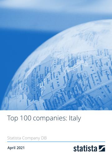 Top 100 Companies: Italy