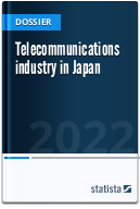 Telecommunications industry in Japan