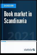 Book market in Scandinavia