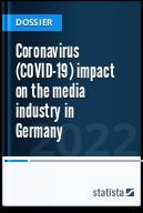 Coronavirus (COVID-19) impact on the media industry in Germany