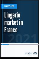 Lingerie market in France
