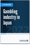 Gambling industry in Japan