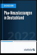 Pkw-Neuzulassungen in Deutschland