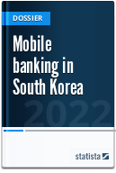 Mobile banking in South Korea