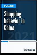 Shopping behavior in China