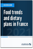 Food trends and dietary plans in France
