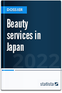 Beauty services in Japan
