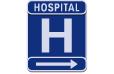 Hospitals statistics