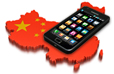 Smartphone market in China statistics