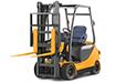 Material handling: industrial trucks statistics