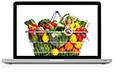 Lebensmittelkauf im Internet Statistiken