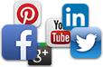 Social Media in Unternehmen Statistiken