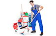Commercial cleaning services industry in the U.S. statistics