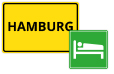 Beherbergungsgewerbe in Hamburg Statistiken