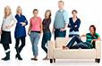 Kunden von Möbelhäusern und Einrichtungshäusern Statistiken